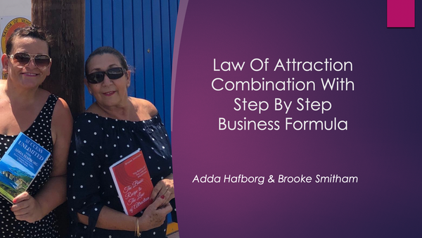 Law Of Attraction & Business