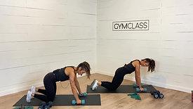 StrengthClass- Back & Chest
