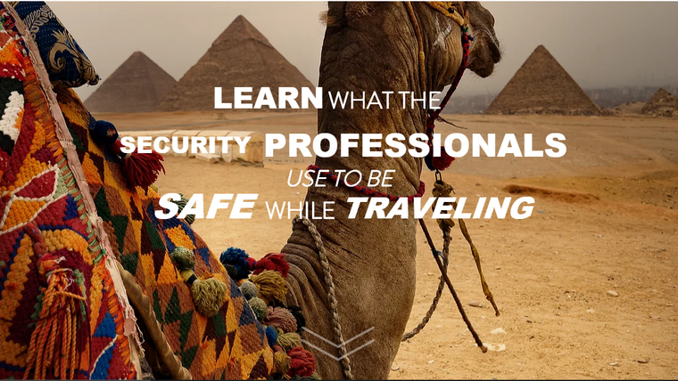 Travel Safety 2.0 Online Course