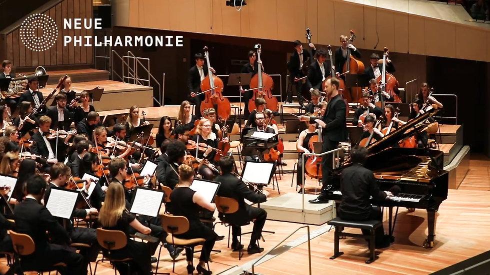 Rachmaninow Klavierkonzert