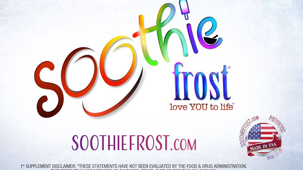 Soothie frost - POP with a Purpose