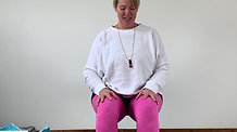 Chair Yoga - Breath Centered Practice (75 minutes)