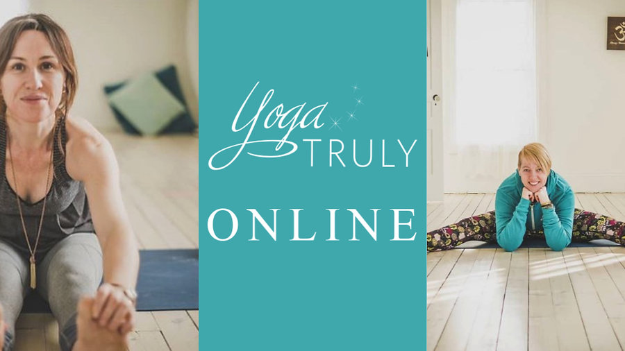Yoga Truly Online Classes