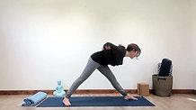 Hatha Yoga - Living On Purpose