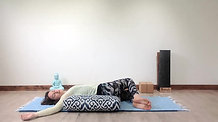 Restorative Yoga - Heatlhy Spine