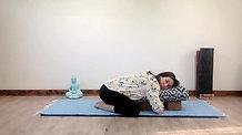 Restorative Yoga - Starting by Stopping