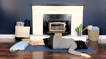 Yin Yoga - Psoas and Low Back Relief