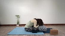 Restorative Yoga - Shoulders and Psoas