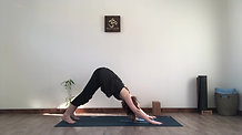 Flow Yoga - Slow Flow for Strong Legs