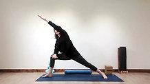Hatha Yoga - Gounding Energy
