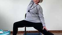 Chair Yoga - A Practice of Gratitude (75 minutes)