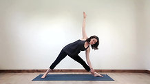 Flow Yoga - Strong Standing Flow