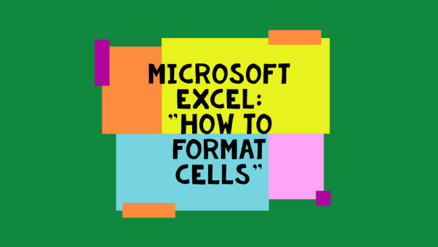 How To Format Cells