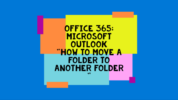 How To Move Folder To An Existing Folder
