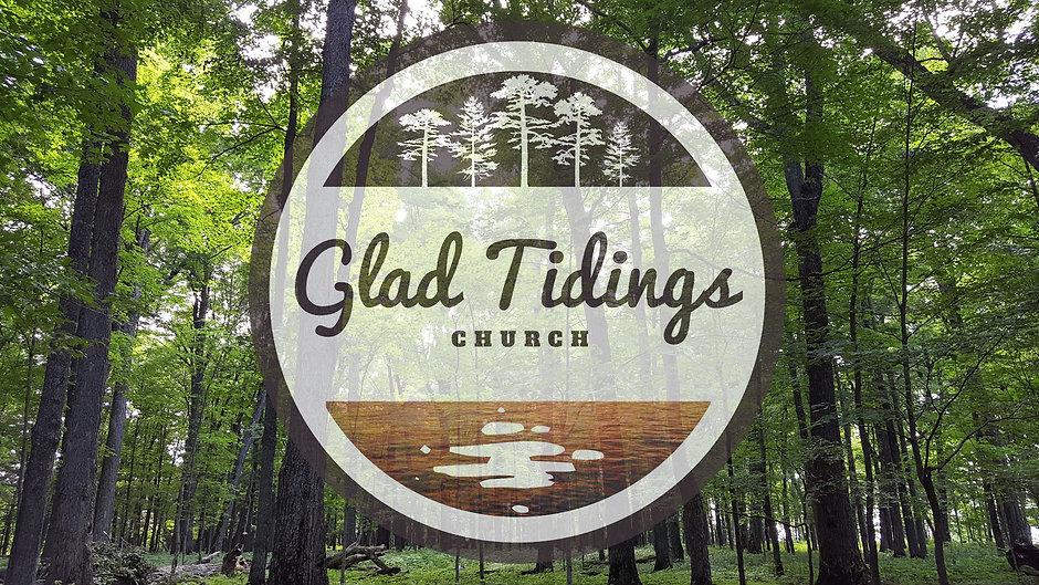 Glad Tidings Recorded Live Streams