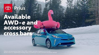 """Toyota Prius -""""Beach Bum"""""""