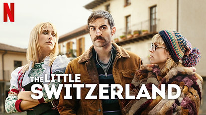 Netflix: La Pequeña Suiza (The Little Switzerland) - English Dubbing for Ingrid García Jonsson