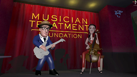 The Music Room -- Musician Treatment Foundation