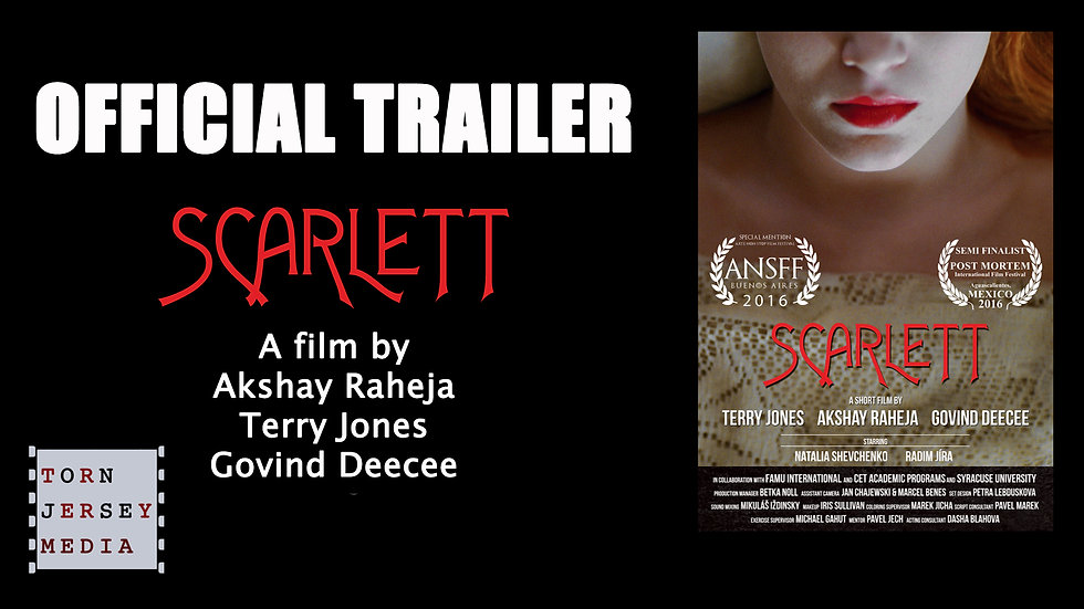 Scarlett - Film Excerpt