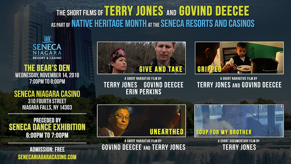 Short Films of Terry Jones & Govind Deecee
