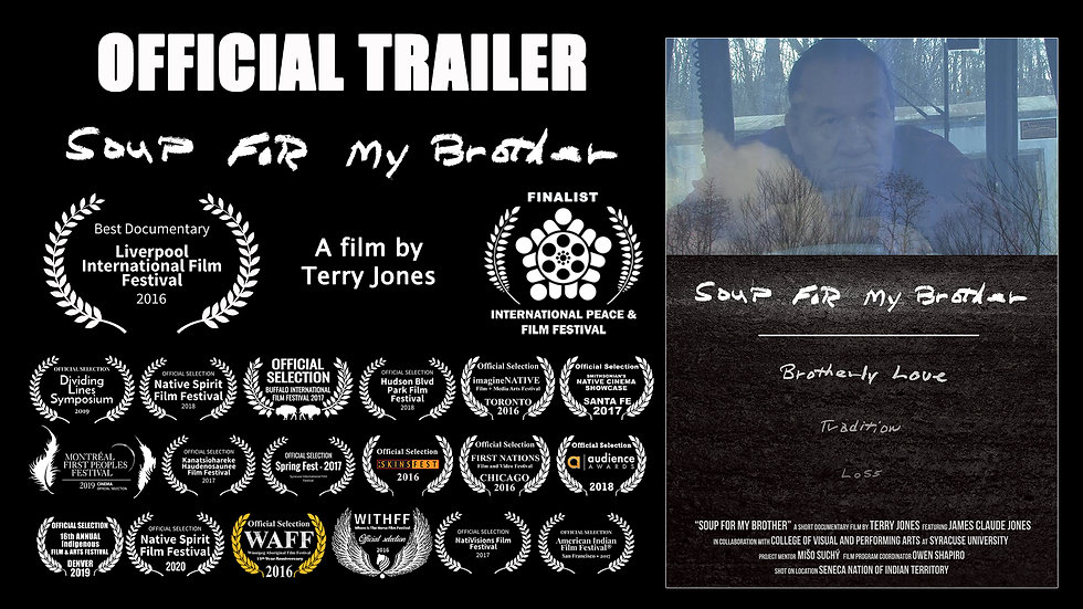 Soup For My Brother - Film Excerpt