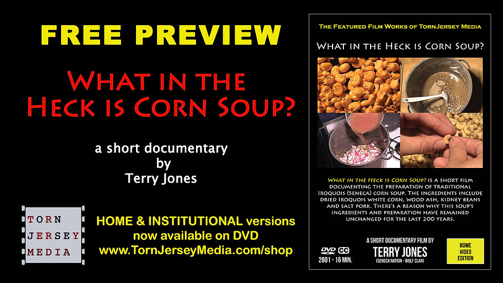 What in the Heck is Corn Soup