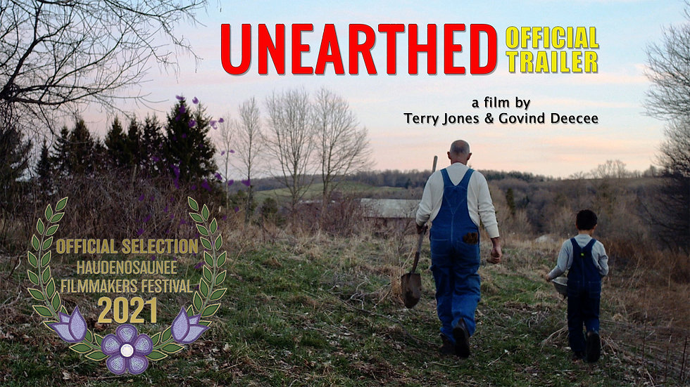 Unearthed - Official Trailer