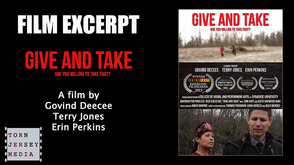 Give & Take - Film Excerpt