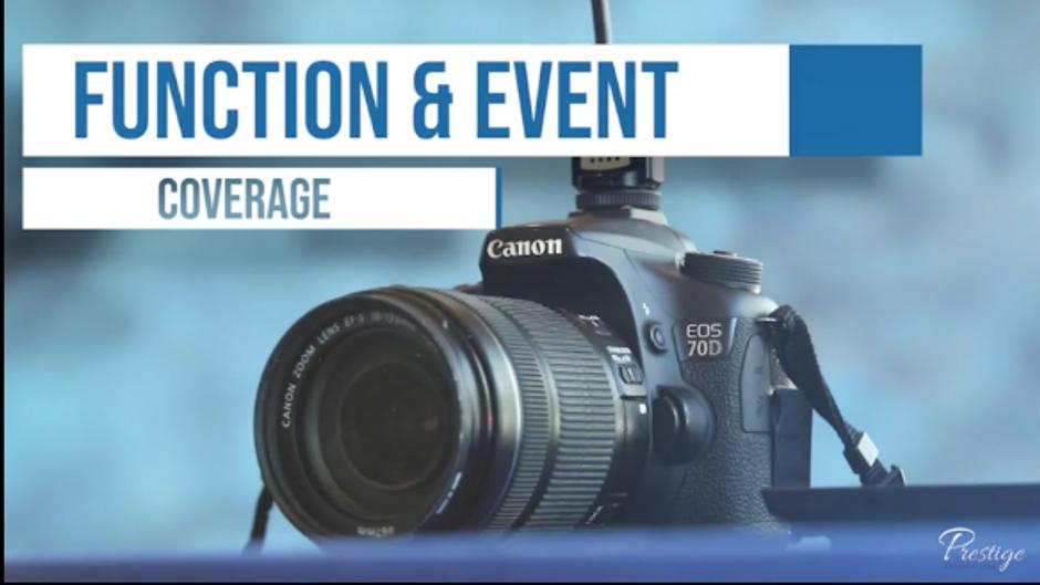 Prestige Events Video
