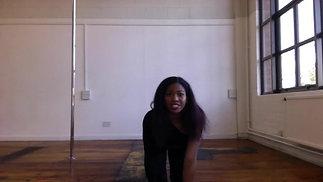 Sensual Floor Choreo with Kheanna