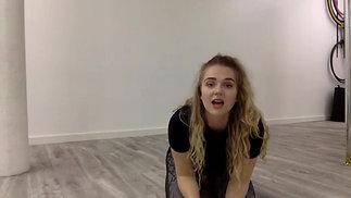 Floorwork Choreo 29/04 with Cecelia Bangs