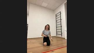 Sasha Meow - Floor Choreography `Touch`