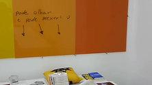 Aula de Sketchbook: Diário de Ideias no Polo Criativo