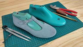 ADD-ON MODULE MaryJane/ T-strip shoe- MODULO COMPLEMENTARIO Guillermina/Merceditas