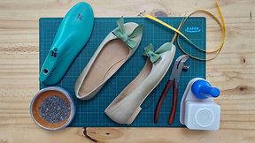 COMPLETE COURSE 1 Ballet Flat - CURSO COMPLETO ballerina/Manoletina