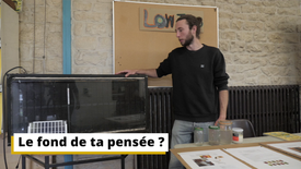 Interview Romain / Low-Tech