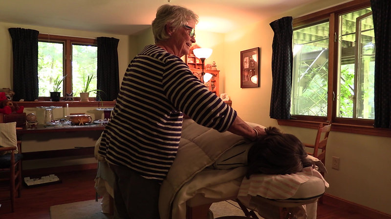 About Betsy Spannbauer, Healing Touch Practitioner