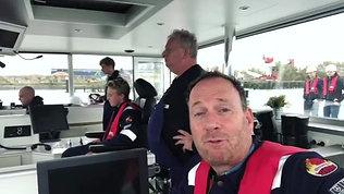 Jeppe wil kapitein binnenvaart worden