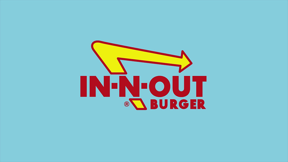 In-N-Out Logo Animation