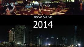 GECKO THEATRE 2014 TOUR ROUNDUP