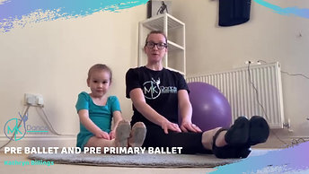 Pre Primary and Pre Ballet - Preview