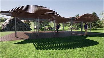 Modulum Concept Roof Design