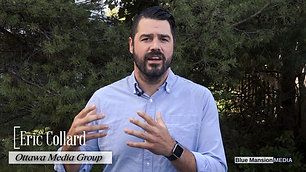 Eric Collard - Ottawa Media Group