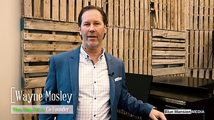 Wayne Mosley - The Big Give