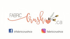 Fabric Crush Promo