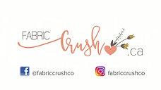 Fabric Crush Promo