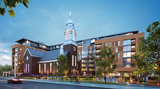 St-Charles Market Development - Ground Breaking Celebration