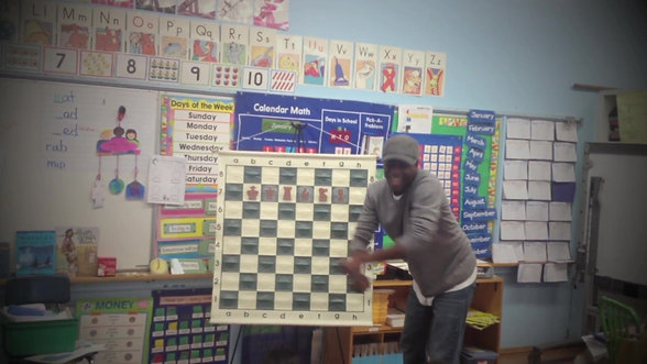 Chess is Child's Play!