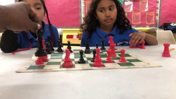 Chess Accelerates Cognitive Development