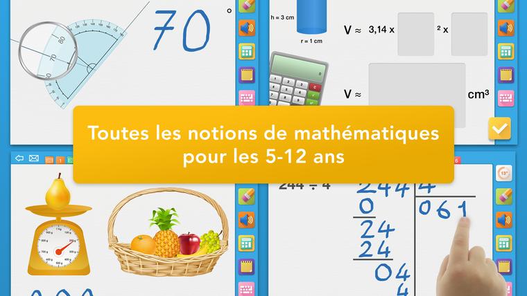 myBlee Math TV en français